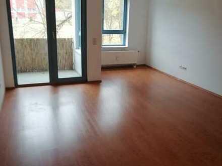 freundliche 1-Zimmer Wohnung mit Balkon und TG-Stellplatz