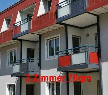 Schöne drei Zimmer Wohnung Neubau in Bergfelde an der S-Bahn