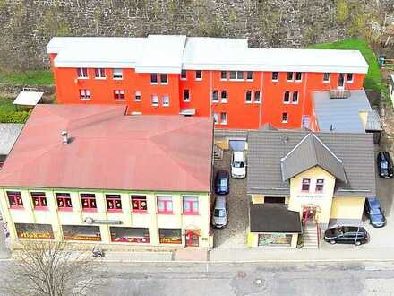 Büro 80qm-Suhl/Mitte ggü. Neuem Rathaus-preiswert