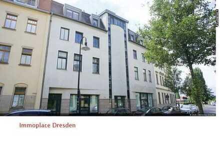Großzügige Gewerbefläche in gut frequentierter Lage von Dresden-Pieschen!!!