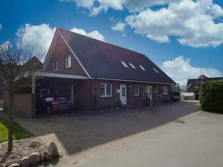 Lamstedt: Zweifamilienhaus mit erneuerbarer Sonnenenergie!