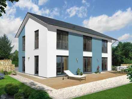 Offene Wohngestaltung mit Galerie