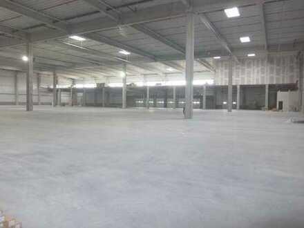 14_VH3647 Provisionsfreie Neubau-Lagerhalle mit Büro- und Sozialtrakt / Regensburg - Ost