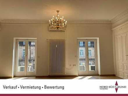 Exklusive Altbauwohnung 128 m² mitten im Herzen von Baden-Baden