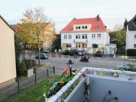 Gepflegte 3-Zi.-ETW mit Balkon in grüner und familienfreundlicher Wohnlage