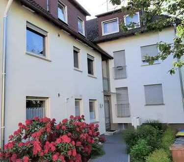 Gut geschnittene 4-Zimmer-Wohnung mit Balkon und Blick