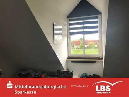 Drei-Zimmer-Dachgeschosswohnung mit Flair