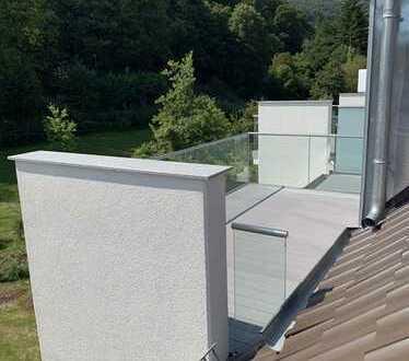 BAD DÜRKHEIM ~ HARDENBURG / Wunderschöne & hochwertige 3 ZKB, Terrasse + Balkon mit Carport + Stpl.