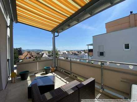 Sonnig, hell und modern - 3,5 Zimmerwohnung in Breisach