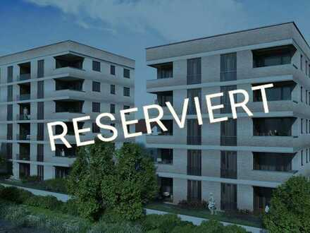 RESERVIERT! Exklusive 4-Zimmer Loft-Wohnung auf ca. 146 m² mit Gartennutzung