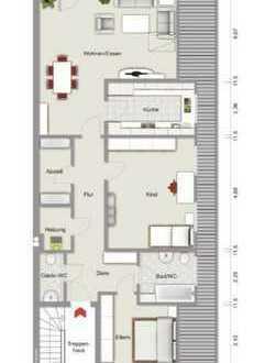 650 €, 95 m², 3 Zimmer