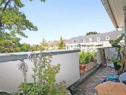 Traumhafte helle 2,5 Zimmer Wohung in ruhiger und grüner Lage in Giesing