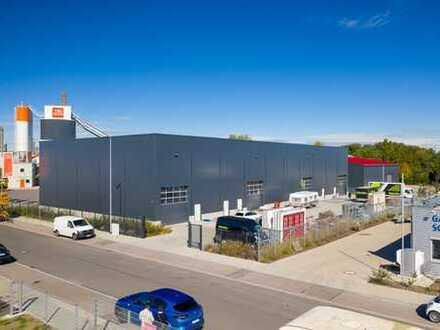 Neubau Lagerflächen/Büros im Gewerbepark zur indiv. Gestaltung! (variable Größen)