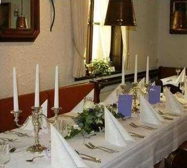 Gaststätte mit langer Tradition und einem historischen Fachwerk-Hotel