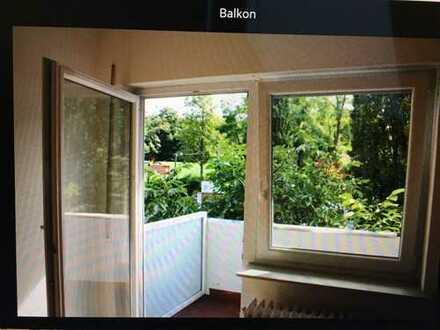 Von Privat !!! Ohne Provision! Stilvolle, gepflegte 1-Zimmer-Wohnung mit Balkon in Offenbach am Main