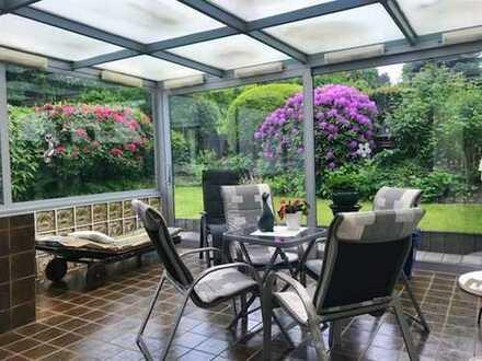 BO-Ehrenfeld! Hochwertige Wohnung mit eigenem Garten, Einliegerzimmer, Wintergarten und Sauna!