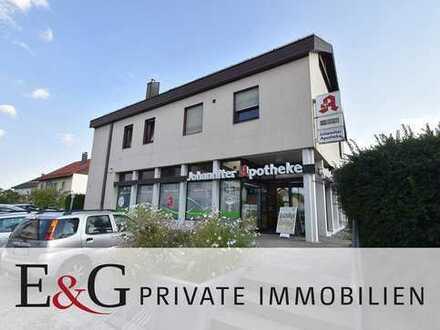 ***Zwei hochwertig, renovierte Wohnungen im Herzen von Jettingen***