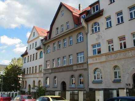 Schöne 3-Zimmer-Wohnung mit Balkon im 2.OG in Plauen (Ostvorstadt)