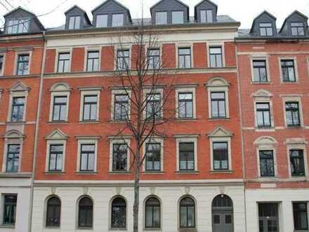 Ihre Kapitalanlage in Chemnitz - Am Kaßberg *** 2-Raum-Wohnung im denkmalgeschützten Gebäudekomplex