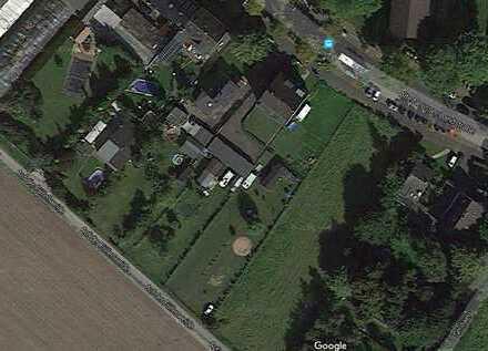 Baureifes Grundstück mit Baugenehmigung
