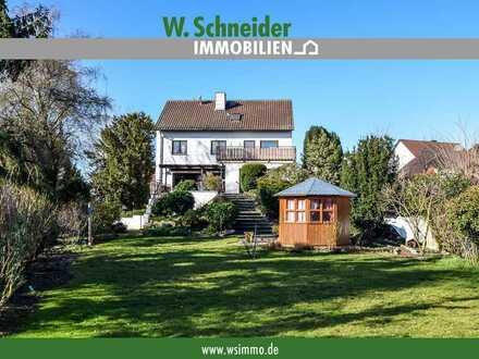 Großzügiges Anwesen in FT- Hessheim !!
