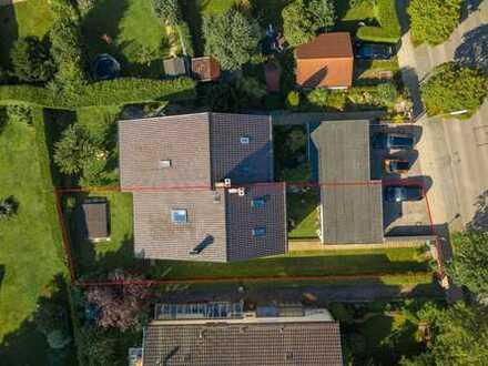 Kaufen und einziehen ! DHH auf 446 m2 großem Grundstück zu verkaufen !