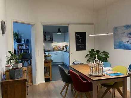 Moderne 3-Zi. Wohnung mit Süd-Balkon
