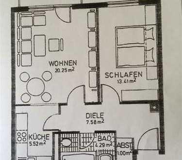** Attraktive 2-Zimmer-Wohnung mit Westbalkon zum Selbstbezug oder Kapitalanlage **