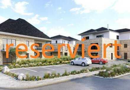 Penthousewohnung auf knapp 73,45 m² im Neubau in Wildeshausen
