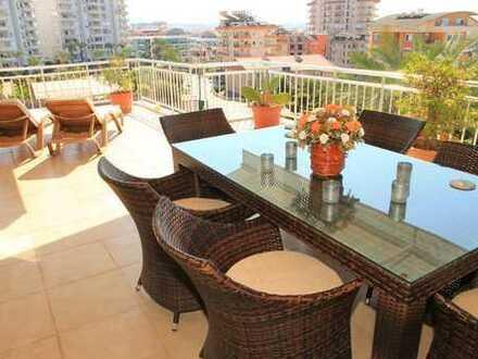 ***tolle Wohnung in einer Top-Anlage in Alanya/Cikcilli***