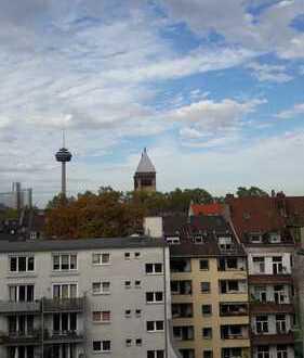 Maisonettewohnung im Belgischen Viertel in Köln