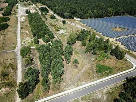 1,5 ha Baugrundstück - Gewerbe