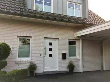 Helle, geräumige Doppelhaushälfte in ruhiger, bevorzugter Lage in Oberneuland