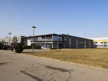 Attraktive Gewerbeimmobilie zur Miete (Büro, Produktion, Logistik)
