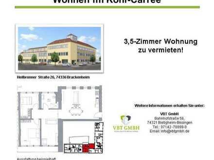 Moderne 3,5-Zimmer Wohnung (Nr. 2.21 B, im 2.OG)