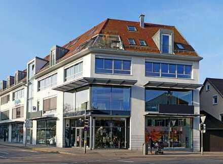 Helles 5 Zimmerbüro · 70499 Stuttgart-Weilimdorf zu verkaufen (Büroebene)