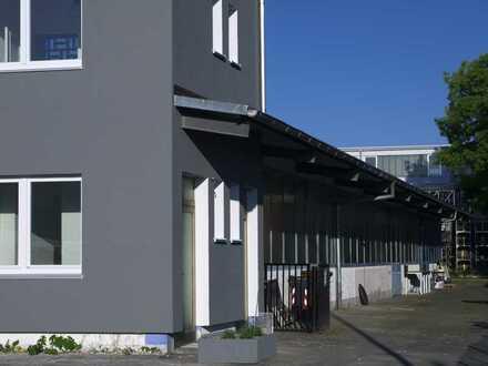 Gewerbehalle mit Büro im Gewerbegebiet Königsbrunn Nord, bestens angebunden