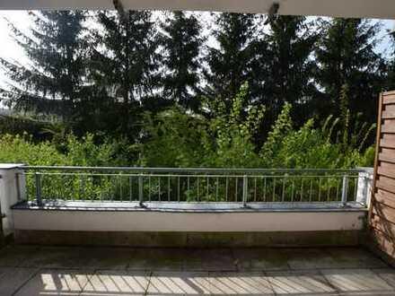 Teilmöblierte 2-Raum-Wohnung mit schöner Terrasse!