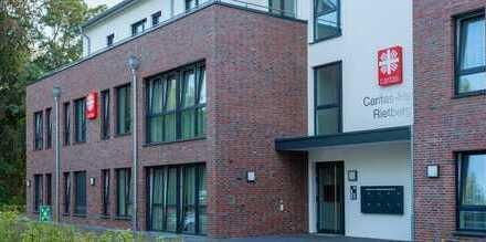 Senioren gerechtes Wohnen, zentral in Rietberg (Kreis Gütersloh), barrierefrei