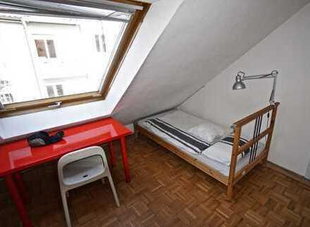 Möbliertes WG Zimmer in Stuttgart Obertürkheim / Room in Stuttgart
