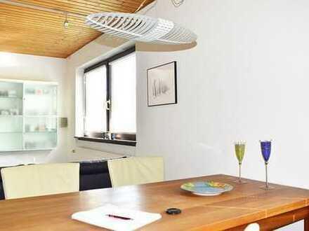 Sehr schöne, möblierte Einliegerwohnung: Ruhige Lage – Schöner Ausblick - 2 Zimmer - 50qm