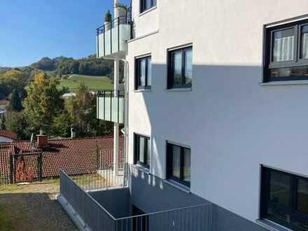 Erstbezug mit EBK und Balkon: schöne 4-Zimmer-Maisonette-Wohnung in Stockach