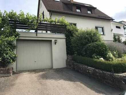 Gepflegte 5-Zimmer-Wohnung mit EBK in Eberstadt