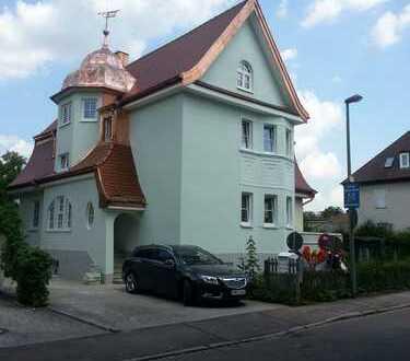 Erstbezug: exklusive 4-Zimmer-Hochparterre-Wohnung mit EBK und Terrasse in Memmingen