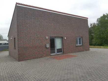 Gewerbegebiet Schortens Bürogebäude