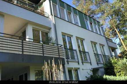 *** Wohnen in Bernau in der Waldsiedlung - schöne Dreiraumwohnung mit Balkon ***