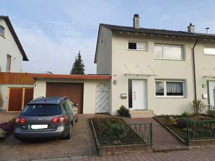 Schöne 4-Zimmer-Doppelhaushälfte zur Miete in Bad Rappenau, Bad Rappenau