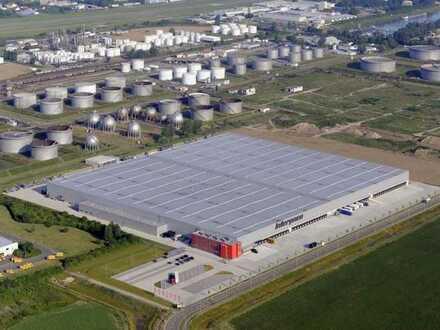 Moderne Logistikfläche ab 2019 in Toplage provisionsfrei verfügbar - bis zu ca. 14.500 m² möglich!