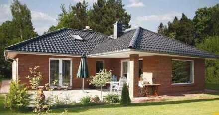 Bauen mit Elbe-Haus®! Winkelbungalow mit toller Raumaufteilung in Euskirchen-Südstadt!