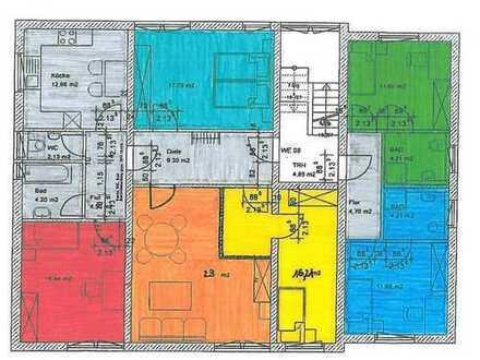 Neckarsulm-Stadt: Helles, schönes Zimmer in gemischter 6-er WG